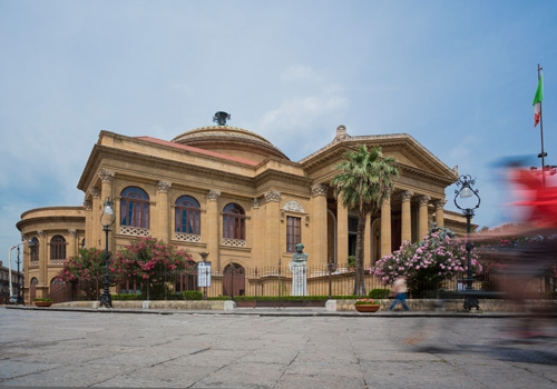 TEATRO MASSIMO | GUIDED TOURS